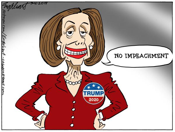 Nancy Pelosi's Scripted Impeachment Disaster