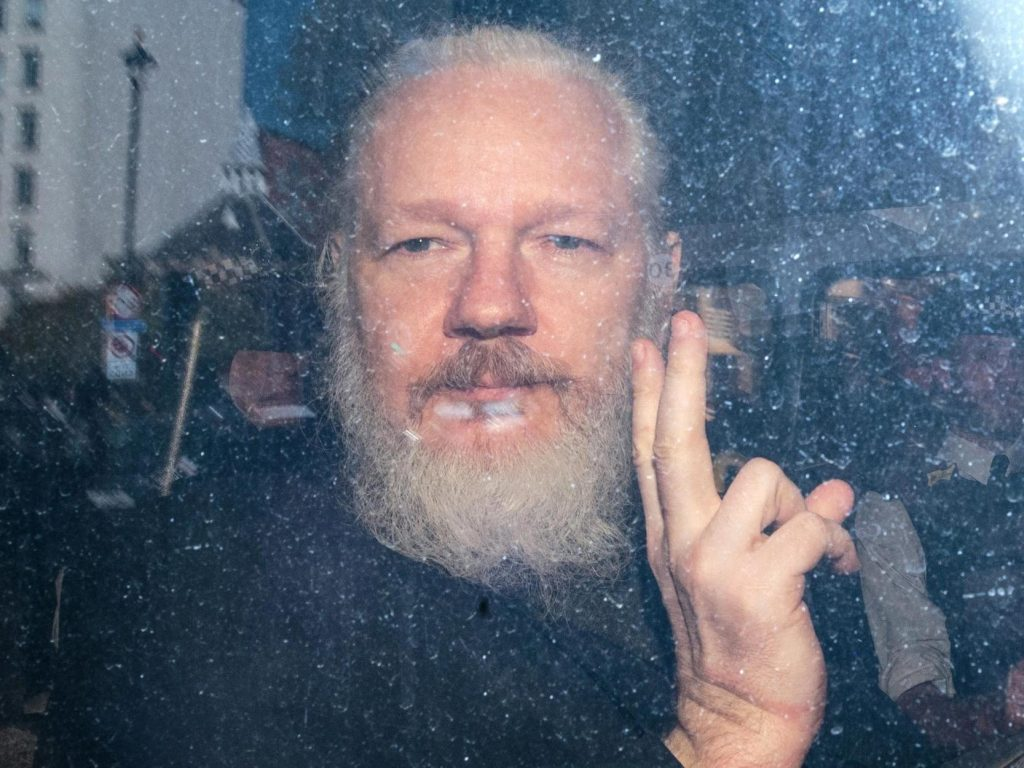 The Day American Activism Died, or… Why Julian Assange Sits in Stir!