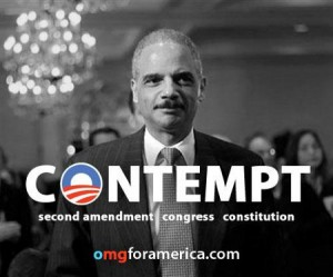 "Epitaph For Eric Holder: ""Guilty!"""